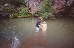 Arizona Baptism